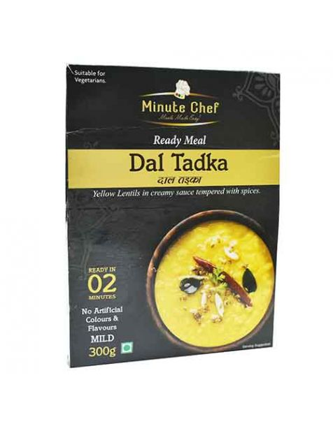 Minute Chef- Ready to Eat Dal Tadka, 300g