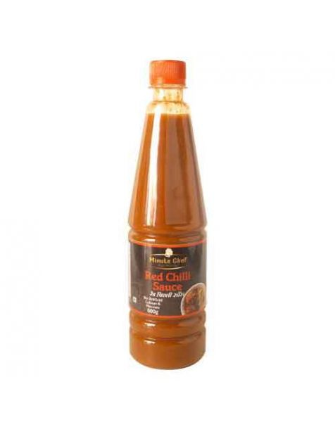 Minute Chef Red Chilli Sauce 600g