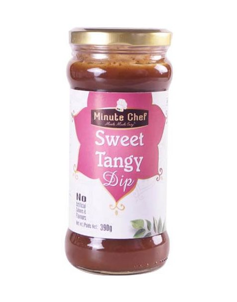 Minute Chef- Ready to Cook Sweet Tangy Dip, 390g