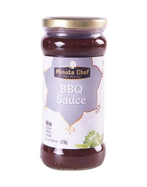 Minute Chef- Ready to Cook BBQ Sauce, 420g