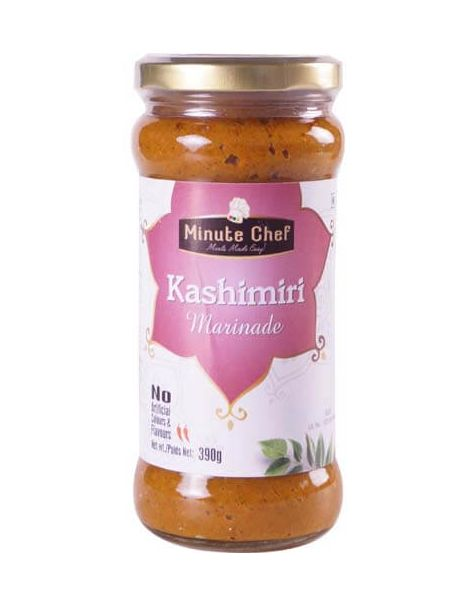 Minute Chef- Ready to Cook Kashmiri Marinade, 390g
